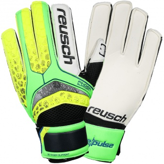 Rękawice Reusch Re:pulse SG Finger Support 36 70 822 575