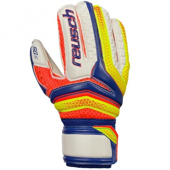 Rękawice Reusch Serathor SG Finger Support Junior 37 72 810 456