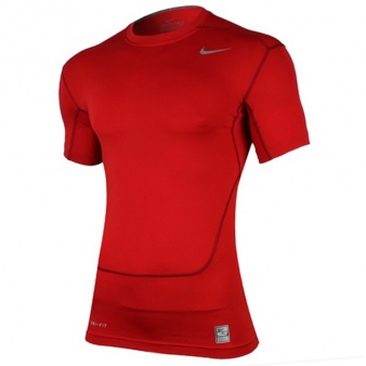 Koszulka kompresyjna Nike Core Compression SS Top 2.0 449792 653