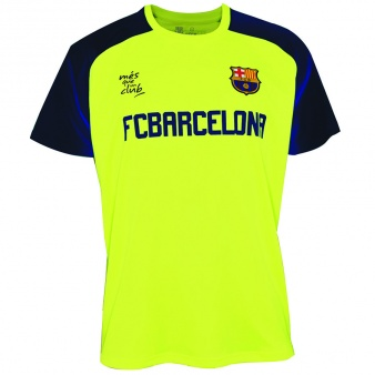 T-shirt FC Barcelona JR licencja