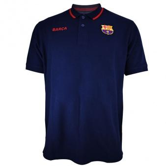 Koszulka polo FC Barcelona licencja