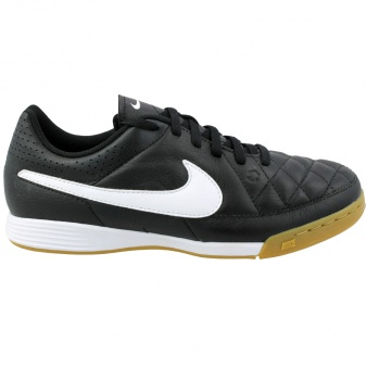 Buty Nike Jr Tiempo Genio Leather IC 631528 010