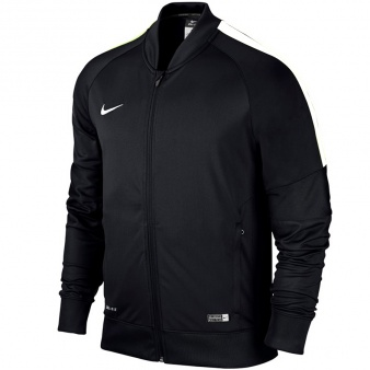 Bluza Nike Squad 15 Sideline Knit Jacket Junior 645900 010