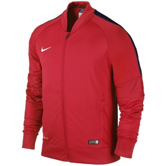 Bluza Nike Squad 15 Sideline Knit Jacket Junior 645900 662