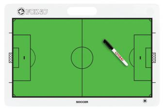 Tablica taktyczna piłka nożna Fox 40