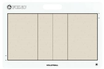 Tablica taktyczna piłka siatkowa Fox 40