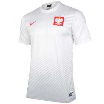 Koszulka Reprezentacji Polski Nike Poland Home Supporters 724632 100