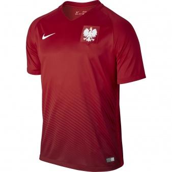 Koszulka Reprezentacji Polski Nike Poland Away Stadium JSY 724633 611