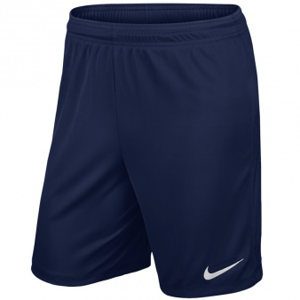 Spodenki Nike Park II Knit Junior 725988 410