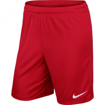 Spodenki Nike Park II Knit Junior 725988 657