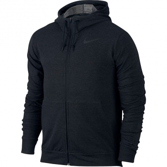 Bluza Nike Dri-Fit Training Fleece FZ Hoody 742210 010