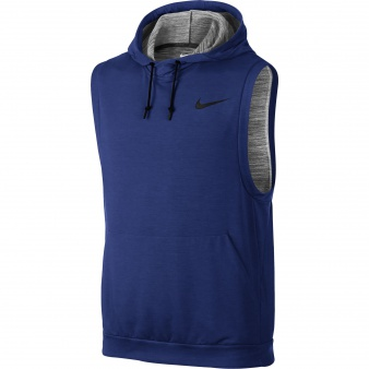 Koszulka Nike Dri-Fit Fleece Pullover 742618 455