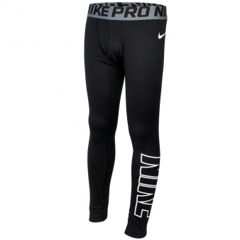 Spodnie Nike Hyperwarm HBR Compression Jr 743426 010