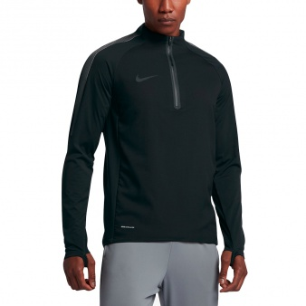 Bluza Nike Men`s Aerolayer Repel Strike Football Drill 807030 010