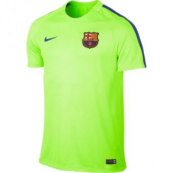 Koszulka Nike FCB M NK Dry SQD Top SS 808924 369