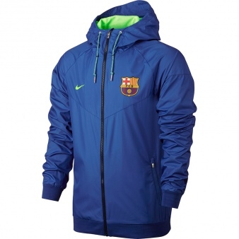 Bluza Nike FC Barcelona Authentic Windrunner Jacket 810302 480