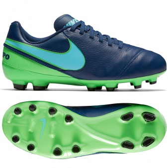 Buty Nike Jr Tiempo Legend VI FG 819186 443