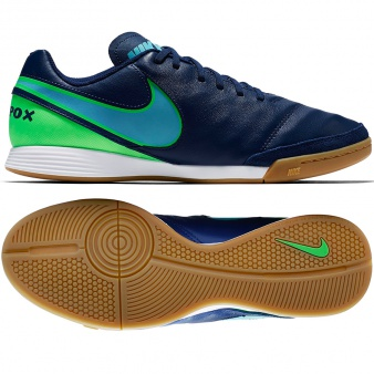 Buty Nike Tiempo Genio II Leather IC 819215 443