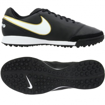 Buty Nike Tiempo Genio II Leather TF 819216 010