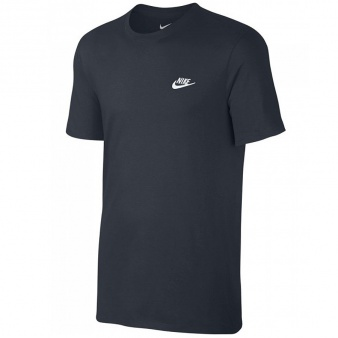 T-Shirt Nike Men's NSW Tee Club Embrd Futura 827021 475
