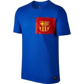 Koszulka Nike FCB M NK TEE CREST 832658 480