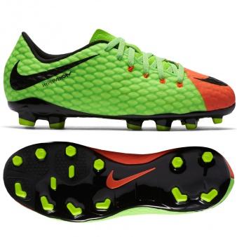 Buty Nike Jr Hypervenom Phelon III FG 852595 308