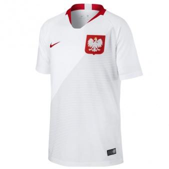 Koszulka Reprezentacji Polski Nike Y Stadium JSY SS Home 894015 100