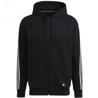 Bluza adidas M FI FZ Hood GM6450