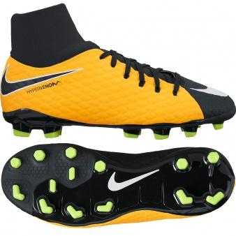 Buty Nike Jr Hypervenom Phelon 3 DF FG 917772 801
