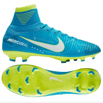 Buty Nike JR Mercurial Superfly DF Neymar FG 921483 400