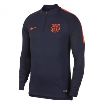 Bluza Nike M NK Dry FC Barcelona Squad Drill Top 943159 452