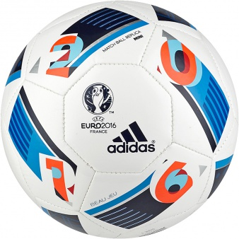 Piłka adidas Euro16 mini AC5427
