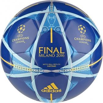 Piłka nożna 4 adidas Finale Milano Capitano AC5489