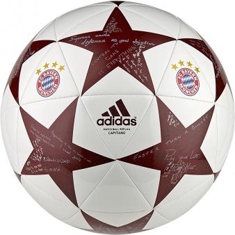 Piłka adidas Finale16 FC Bayern Capitano AP0398