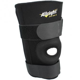 Ściągacz na kolano Allright rzep XL
