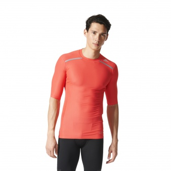 Koszulka adidas Techfit Chill Short Sleeve Tee AY3673