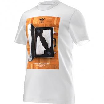 Koszulka adidas Originals 80s Catalog Tee AZ1026