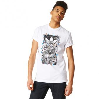 Koszulka adidas Originals Culture Clash T AZ1053
