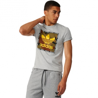 T-Shirt adidas Originals Camo Box Tee AZ1086