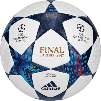 Piłka adidas Finale Cardiff OMB AZ5200