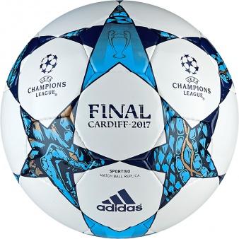 Piłka nożna 4 adidas Finale CDF SPOR AZ5203