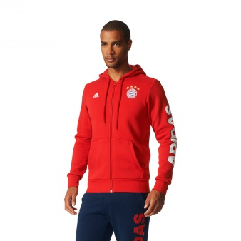 Bluza adidas FCB LIN HOOD FZ FCBTRU AZ5329