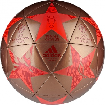 Piłka adidas Finale CDF CAP AZ9607