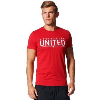 Koszulka adidas MUFC GR Tee AZ9846