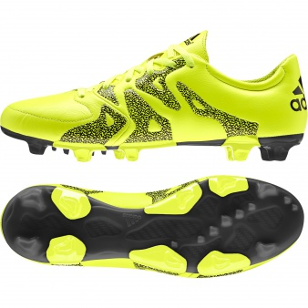 Buty adidas X 15.3 FG/AG Leather B26970