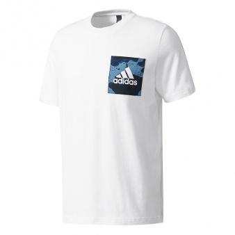 Koszulka adidas Essentials AOP Tee B47352
