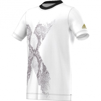 Koszulka adidas Urban Football Quarter Tee B47851