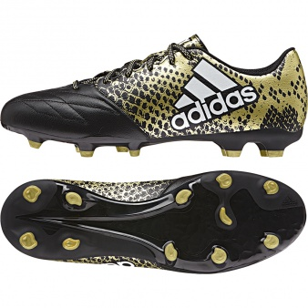 Buty adidas X 16.3 FG Leather BB4195