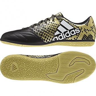 Buty adidas X 16.3 IN Leather BB4196
