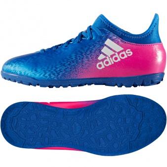 Buty adidas X 16.3 TF J BB5714